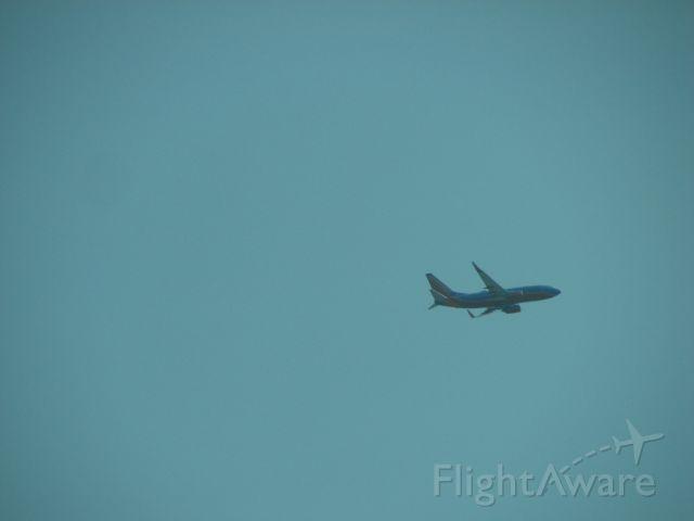 Boeing 737-700 (N457WN) - Southwest flight 5019 departing Dallas for Omaha, NE