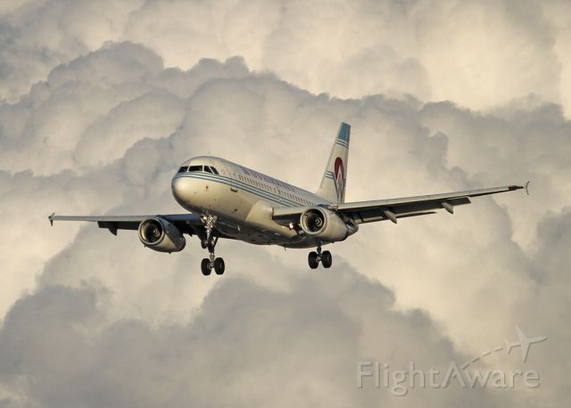 Airbus A319 (N828AW)
