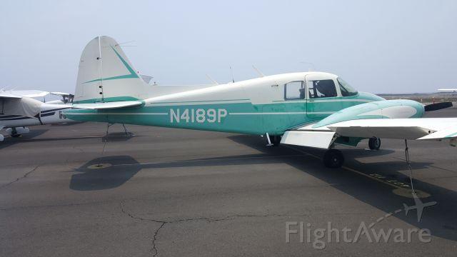 Piper Apache (N4189P)
