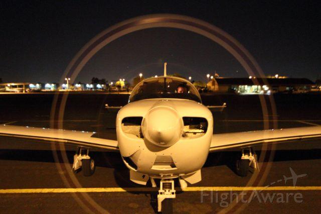 Mooney M-20 Turbo (C-GDEV)