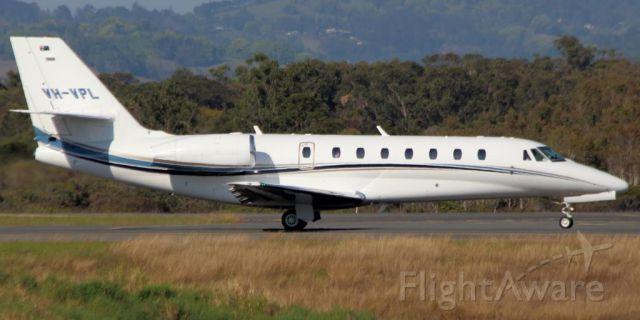 Cessna Citation Sovereign (VH-VPL) - 8th October 2014
