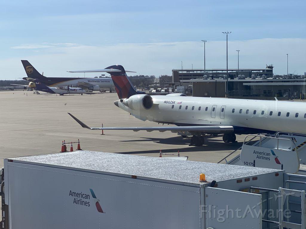 Canadair Regional Jet CRJ-900 (N802SK)