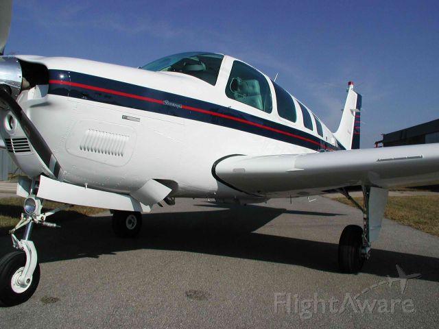 Beechcraft Bonanza (36) (N1068Y)