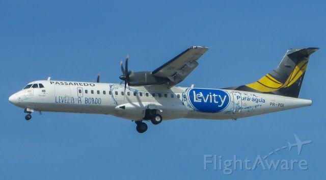 ATR ATR-72 (PR-PDI)