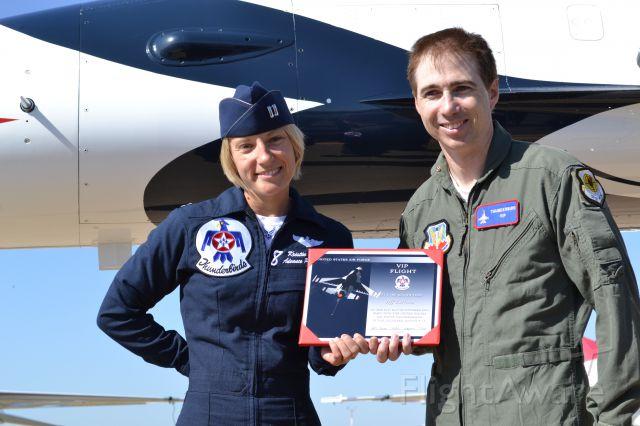 — — - Thunderbirds Ride Home Town Hero (Texas)