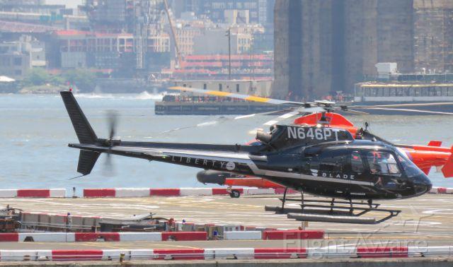 Bell JetRanger (N646PT)