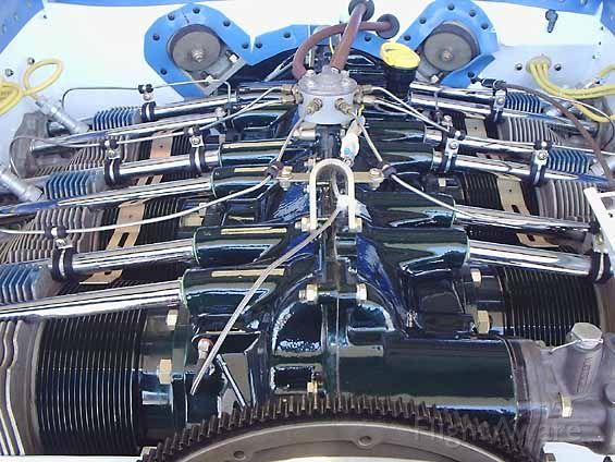 N17JF — - Engine IO-540