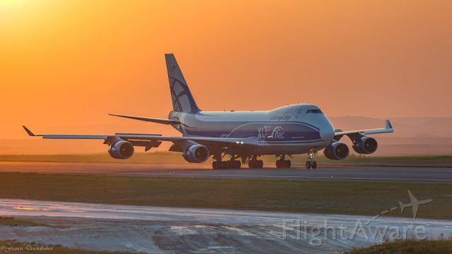 Boeing 747-200 (VP-BIK)