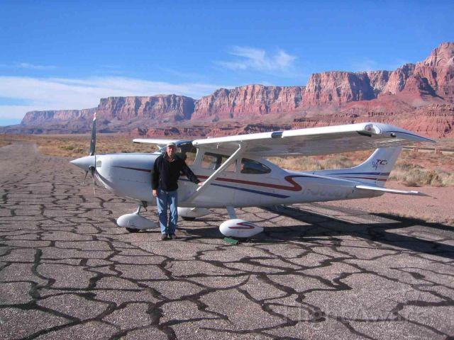 N569DV — - Marble Canyon 11-2005. Pilot/Owner Fraser