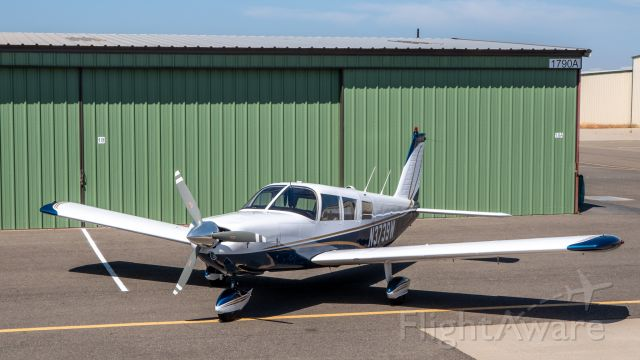 N3739W — - Shiny and clean after a wash