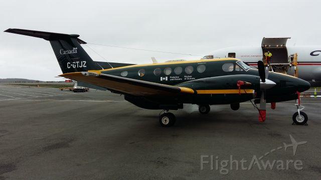 Cessna 310 (C-GTJZ)