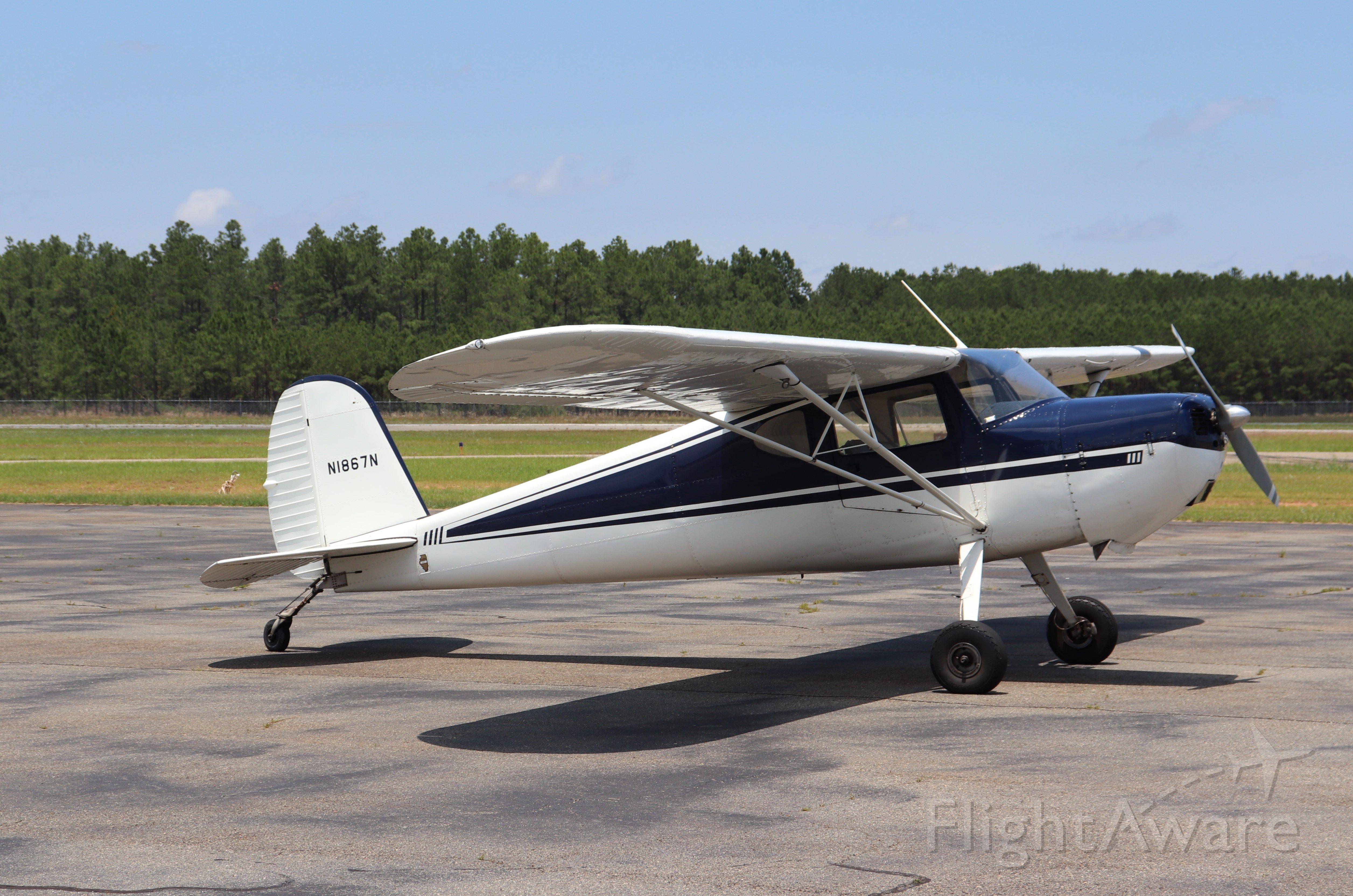 Cessna 120 (N1867N)