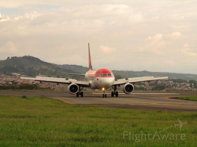 Airbus A318 (N591EL)