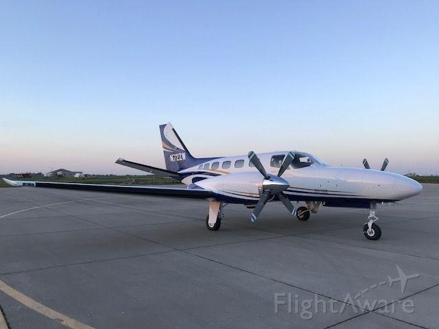 Cessna Conquest 2 (N72ZW) - Conquest 441