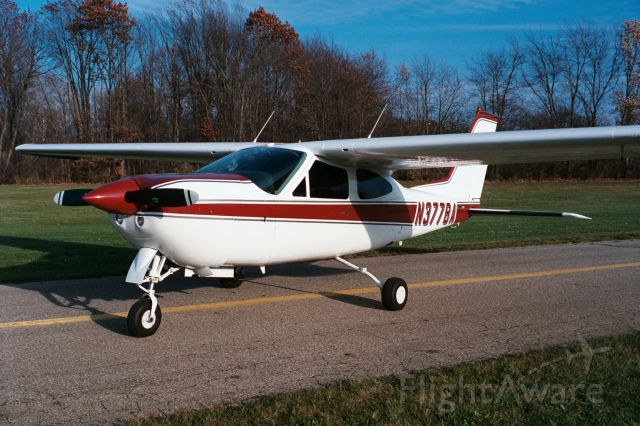 Cessna Cardinal (N377BA) - 1977 C177RG /  Total Airframe hrs 2800 as of Dec 2020