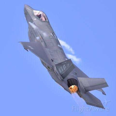 Lockheed F-35C (11-5033) - Lockheed Martin F-35 Lightning II br /33rd Fighter Wingbr /Eglin, Air Force Basebr /2017 Vectren Dayton Airshow