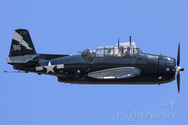 Grumman G-40 Avenger (N5260V)