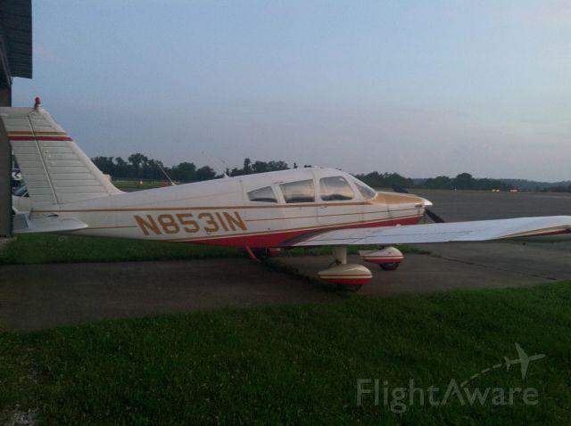 Piper Cherokee (N8531N)