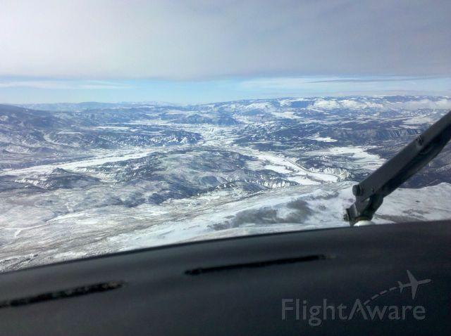 Beechcraft Super King Air 200 (N503P) - On Approach
