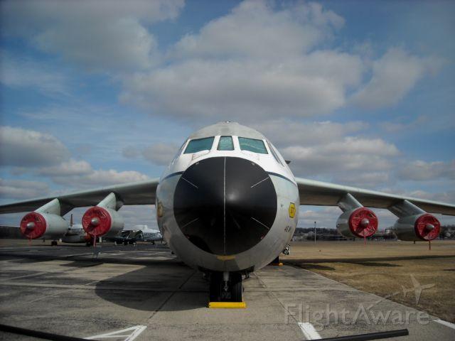 Lockheed C-141 Starlifter (N660177) -