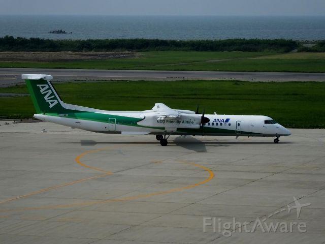 de Havilland Dash 8-400 (JA856A)