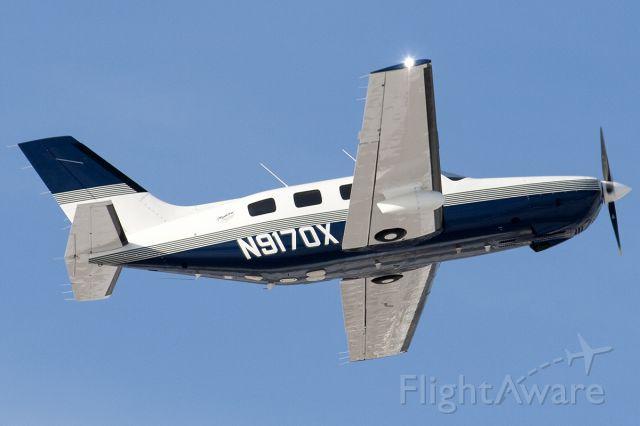 Piper Malibu Mirage (N9170X)