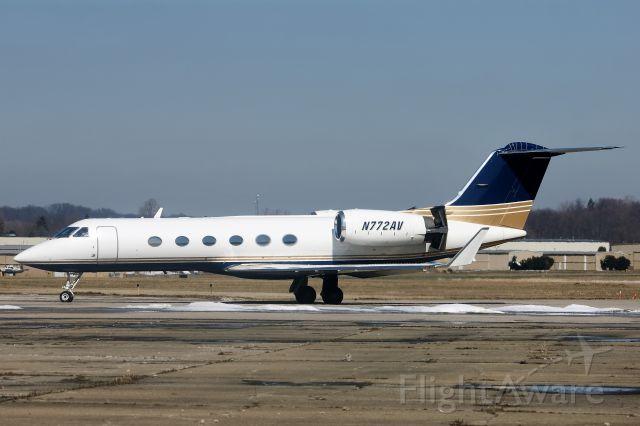 Gulfstream Aerospace Gulfstream IV (N772AV)