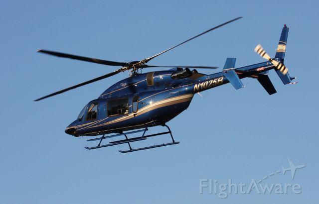 Bell 427 (N1025B)