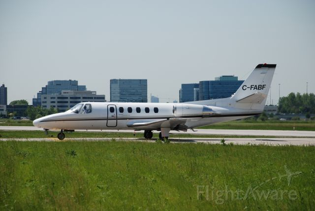 C-FABF — - Citation Bravo visiting Torontos Buttonville Airport with the call sign Speedair SPR2559.