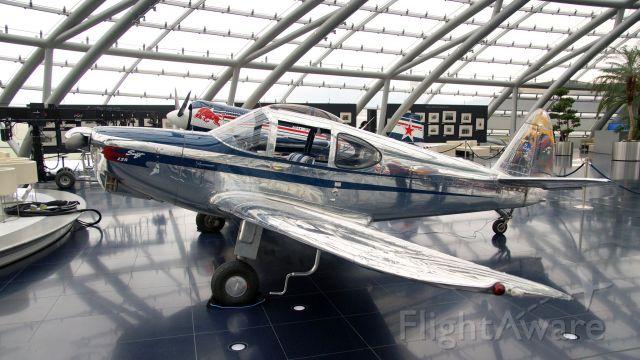 SUPERMARINE Swift (N3866K) - Red Bull Hangar 7