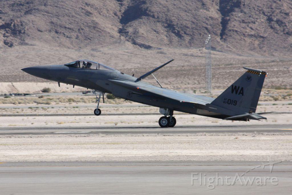 McDonnell Douglas F-15 Eagle (AFR83019) - 2014