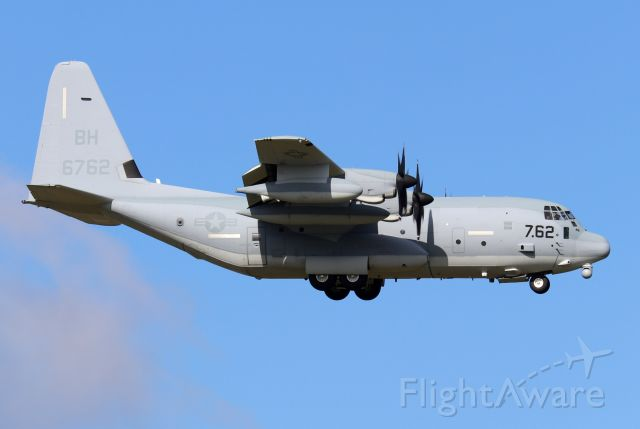 Lockheed C-130 Hercules (16-6762) - KC-130J  #166762