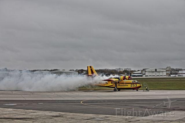 Canadair CL-215 — - CL215