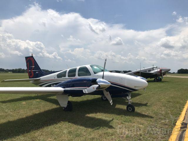 Beechcraft 55 Baron (N364GL) - July 2019