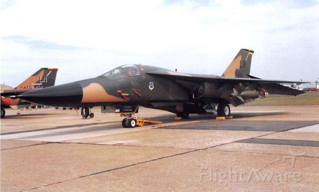 Grumman EF-111 Raven — - FB111