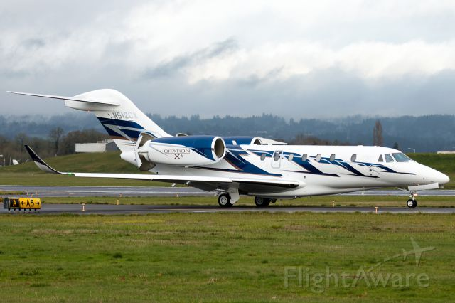 Cessna Citation X (N512CX)