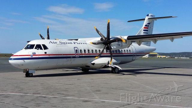ALENIA Surveyor (ATR-42-500) (F-OFSP)