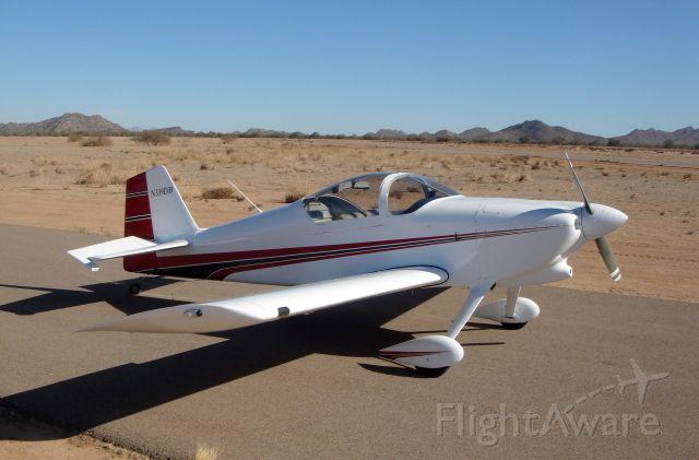 Experimental  (N339DB) - Photographed at Phoenix Regional, Maricopa County in AZ  (CGZ), based at Stellar (P19).