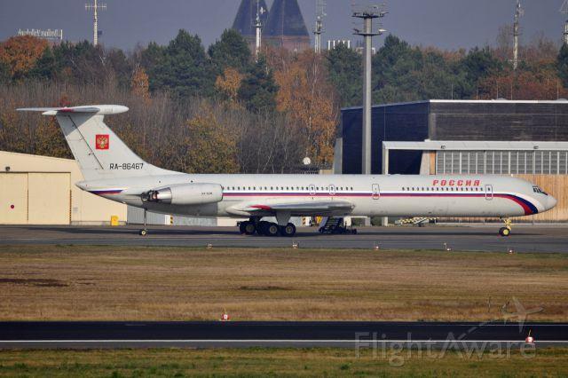 Ilyushin Il-62 (RNA86467)