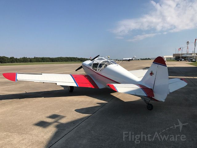SUPERMARINE Swift (N80971) - Simmons Aeronautical LLC - Rental Aircraft