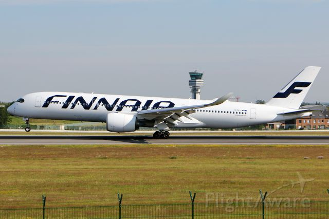 Airbus A350-900 (OH-LWA)