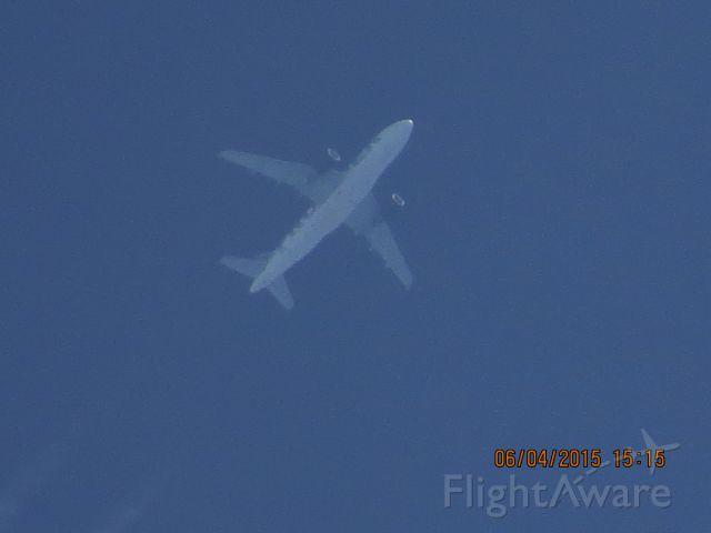 Airbus A319 (N947FR)