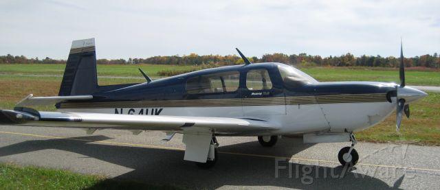Mooney M-20 Turbo (N64HK)