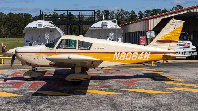 Piper Cherokee (N8064W)
