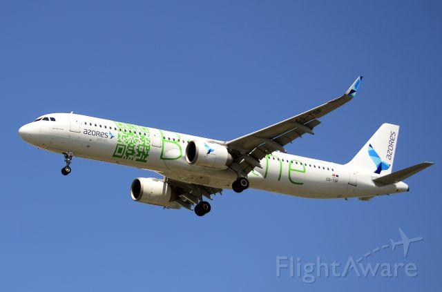 Airbus A321 (CS-TSF)