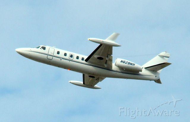 IAI 1124 Westwind (N629WH) - 9-20-09, departing 12R