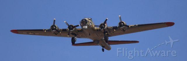 Boeing B-17 Flying Fortress (N93012) - 7 Apr 18br /Collings Foundation, Nine-O-Nine