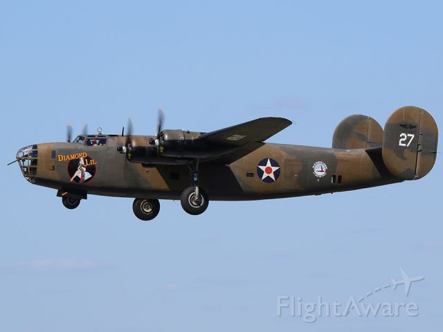 Consolidated B-24 Liberator (N24927)