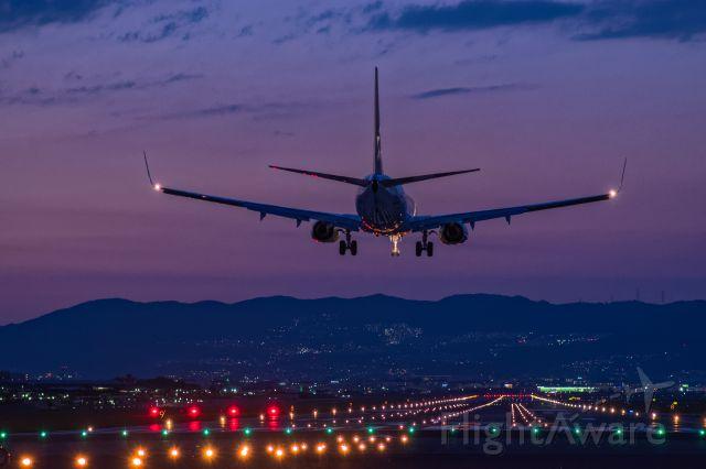 Boeing 737-800 (JA51AN)