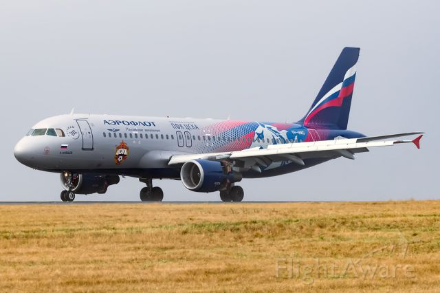 Airbus A320 (VP-BWD)